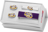 Cufflinks Inc. Men's LSU Tiger's Eye 3-Piece Gift Set