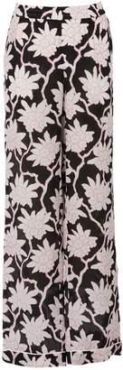 Valentino Printed pyjama pants