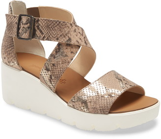 Paul Green Cheryl Wedge Platform Sandal