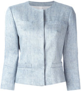Dondup Anastasya jacket - women - Silk/Cotton/Linen/Flax - 42