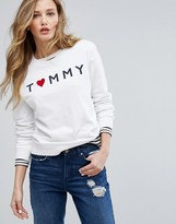 Tommy Hilfiger Love Sweatshirt