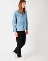 Gant The Denim Shirt Blue