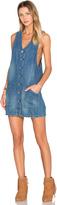 Blank NYC BLANKNYC Button Up Denim Dress