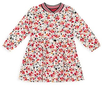 Catimini Baby's & Little Girl's Allover Printed Dress