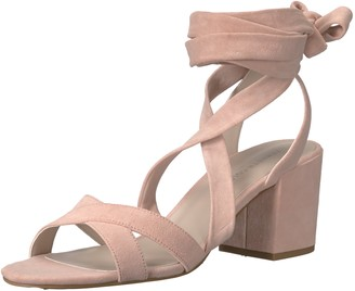 Kenneth Cole New York Women's Victoria Dress Sandal Rose 9 M US
