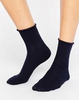 Asos Roll Top Ankle Socks
