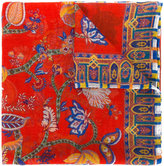 Etro floral print scarf - women - Silk/Cashmere - One Size