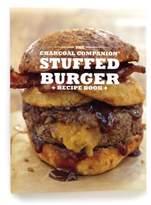 Charcoal Companion Stuffed Burger Recipe Book