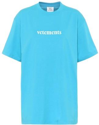 Vetements Logo T-shirt