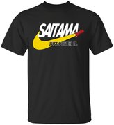 Emily Gift Shop Saitama, One Punch Man - Just Punch It Tshirt-Unisex