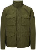 Hugo Boss Boss Orange Odean-w Field Jacket, Dark Green