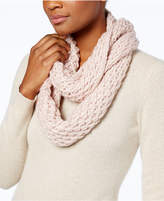 BCBGeneration Tucked Stitch Infinity Scarf