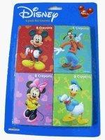 Disney Mickey & Friends Crayon Set of 32 pcs : Mickey Stationery [Toy]