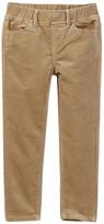 Joe Fresh Skinny Corduroy Pant (Little Girls)