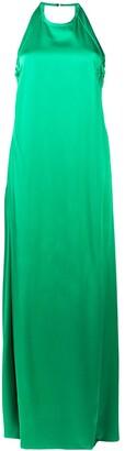 Rochas long evening dress