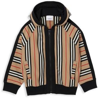 Burberry Little Girl's & Girl's KG5 Aurelie Icon Sweatshirt