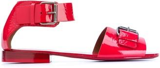 Marsèll Patent Buckle Sandals
