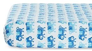 John Robshaw Gamana Organic Cotton Crib Sheet