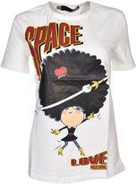 Love Moschino St Donnina T-shirt