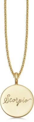 Missoma Scorpio Constellation Necklace