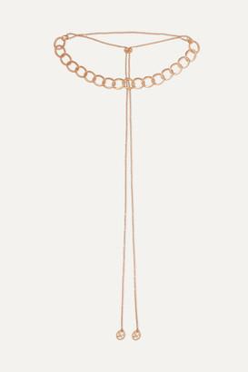 Pomellato 18-karat Rose Gold Necklace - one size