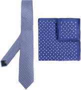 Lanvin paisley tie and pocket square