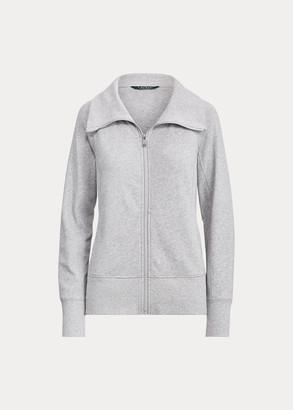 Ralph Lauren Cotton Full-Zip Jacket