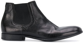 Pantanetti elasticated ankle boots