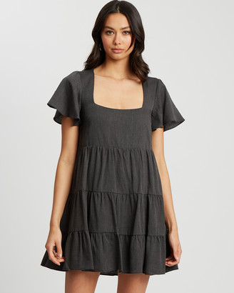 The Fated Charli Shift Dress