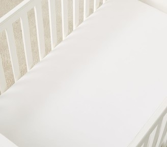 west elm Cuddle-Up Jersey Crib Fitted Sheet