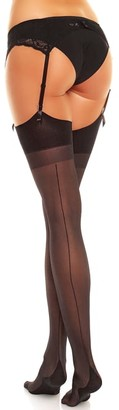 Glamory Plus Size Delight 20 Thigh Highs