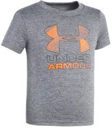 Under Armour Boys' Pre-School UA Big Logo Hybrid Short Sleeve T-Shirt
