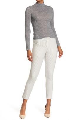 Amanda & Chelsea Stripe Print Ponte Pants