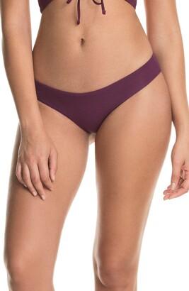 Maaji Grape Sublime Classic Reversible Bikini Bottoms