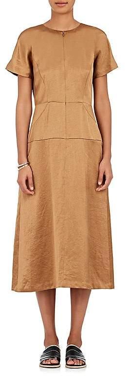 Zero Maria Cornejo Women's Zowie Short-Sleeve Dress