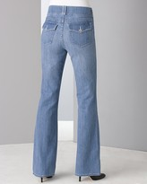 Not Your Daughter's Jeans Wide-Waist Bootcut Jeans