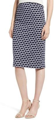 Everleigh Double Knit Pencil Skirt (Regular & Petite)