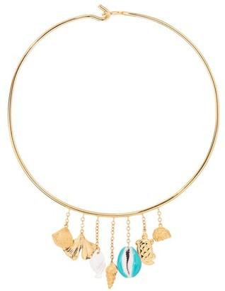 Aurélie Bidermann Aguas Merco necklace