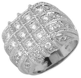 Torrini Wallstreet - 18K White Gold Diamond Ring