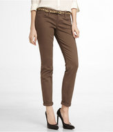 Express Low Rise Ankle Jean Legging
