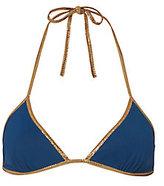 Tooshie Reversible Triangle Bikini Top