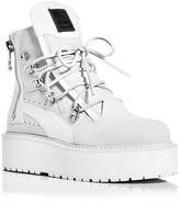 FENTY Puma x Rihanna Platform Sneaker Boots