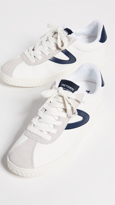Tretorn Callie Lace Up Sneakers