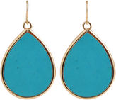 Barse FINE JEWELRY Art Smith by Blue Magnesite Teardrop Earrings