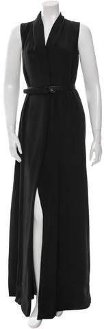 Derek Lam Silk Maxi Dress w/ Tags