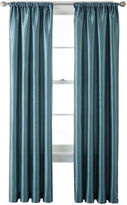 Liz Claiborne Gallery Taffeta Rod-Pocket Curtain Panel
