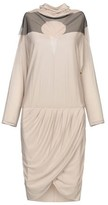 Elisabetta Franchi Knee-length dress