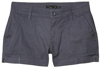Prana 3 Elle Shorts (Chalkboard) Women's Shorts