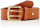 Rag & Bone Men's Rugged Leather Belt