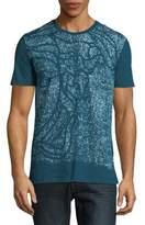 Versace Argento Crewneck T-Shirt